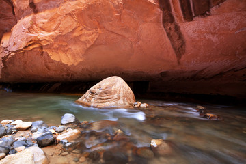 Narrows in Zion