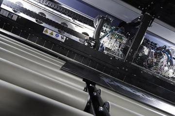 billboard and photo printer