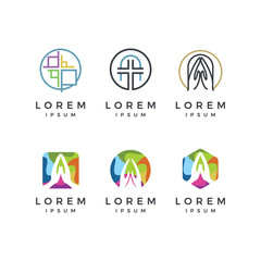 Church Logo Set