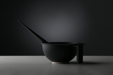 A bowl of hairdressers