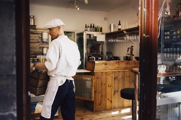 Butcher in Sweden