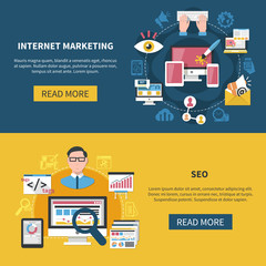 Internet Marketing Banners