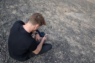 photographe et baroudeur