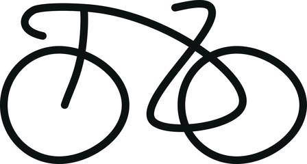 road bike pictoramm