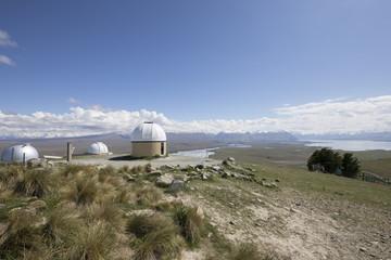 Lake Tekapo Observatory on the South Island of New Zealand