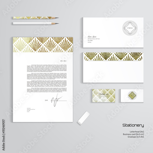 Vector corporate identity templates letterhead envelope business vector corporate identity templates letterhead envelope business card pencils eraser cheaphphosting Image collections