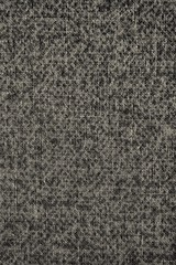 Canvas surface, gray fabric texture, background for web site or mobile devices