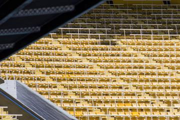 Fototapeta premium Szczegółowo stadion piłkarski