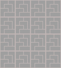 Gray Art Deco grill pattern