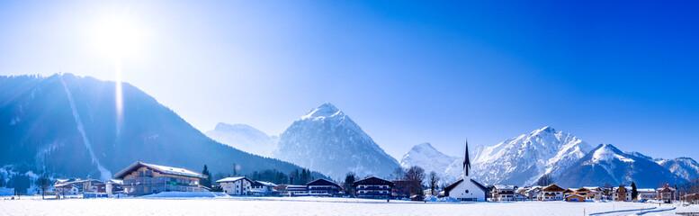 pertisau in austria Fototapete