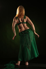 anonymous belly dance