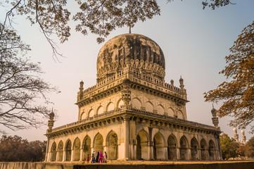 Wutub Shahi Tombs Hyderabad Fototapete