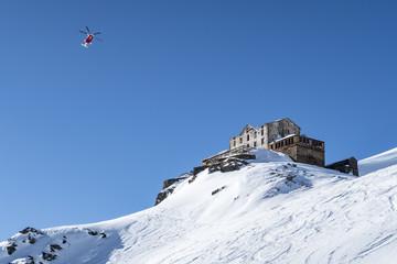 Alpine rescue