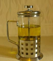 Brewing medicinal grass immortelle