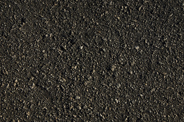Asphalt Pavement Texture. Top View of Road Texture Background. Rough Surface