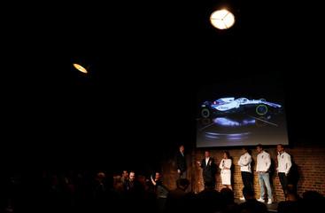 Williams Formula One Launch