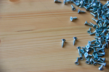 Building materials, screws