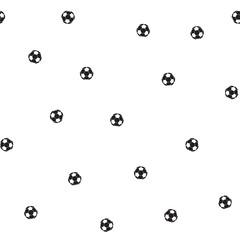 Football background. Vector illustration.