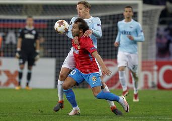 Europa League Round of 32 First Leg - Steaua Bucharest vs Lazio