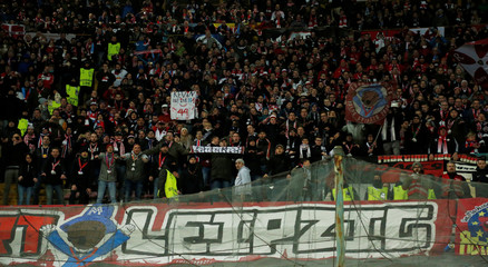 Europa League Round of 32 First Leg - Napoli vs RB Leipzig