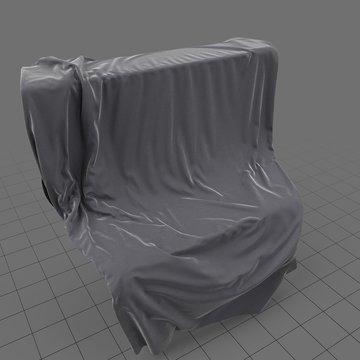 Presentation cloth 1
