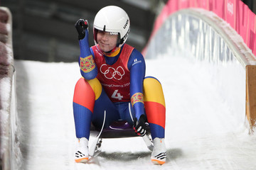 Olympics: Luge-Mixed Team - Relay