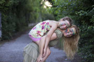 Love in colors