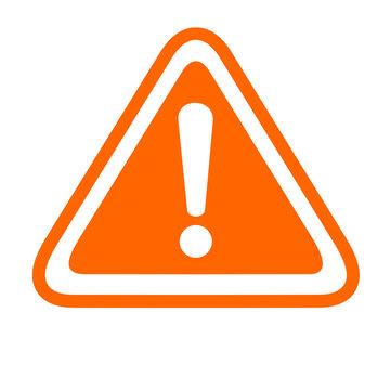 triangle de signalisation sécurité
