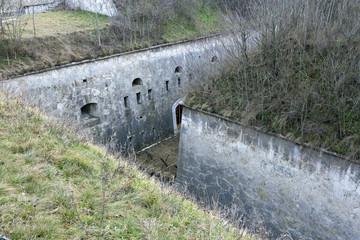 Fort Monostor in Komarom