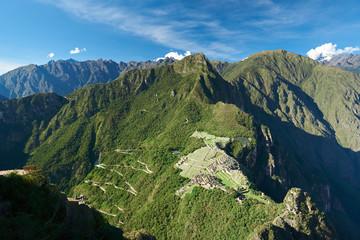 Machu Picchu heritage