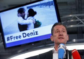 Statements after release of German-Turkish journalist Deniz Yucel