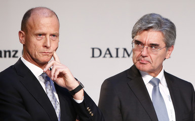 Airbus Chief Executive Enders and Siemens CEO Kaeser attend the Munich Security Conference in Munich