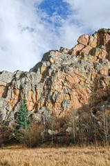 Stone Wall of Stonewall, Colorado