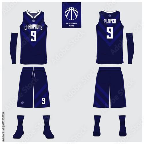 385343c89275 Basketball uniform or sport jersey