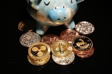 Gold oder Bitcoin, was kommt ins Sparschwein?