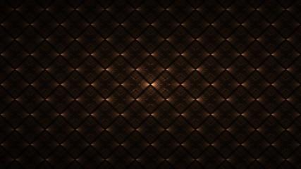 Hintergrundgrafik - regelmäßiges Muster - Schwarzer Diamant
