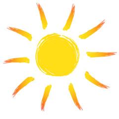 Obraz Słońce - fototapety do salonu