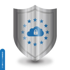 Shield Symbol - European Data Security