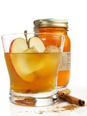 Whisky mit Apfel