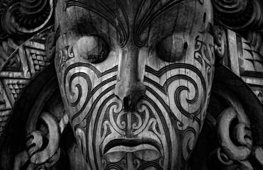 maori face