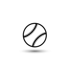 Sports set ball  icon.