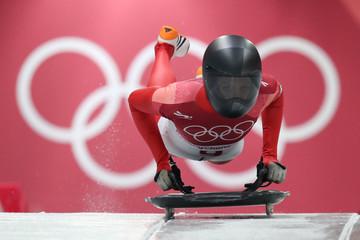 Olympics: Skeleton