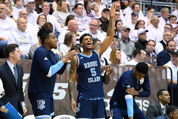 NCAA Basketball: Rhode Island at St. Bonaventure