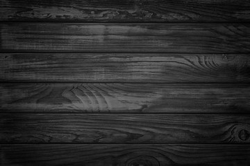 black background aged wood texture