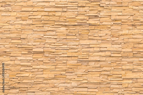 Rock stone brick tile wall aged texture detailed pattern background ...