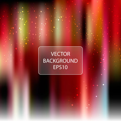 Abstract bright blur background