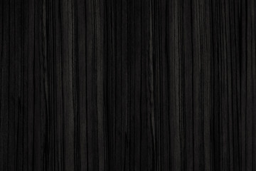 Black grunge wooden texture to use as background. Wood texture with dark natural pattern