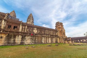 Tempel Angkor Wat, Cambodia