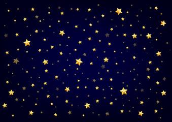 Night Sky and Stars