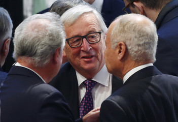 European Commission President Juncker attends the Munich Security Conference in Munich